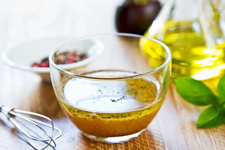 salad dressing apple cider vinegar